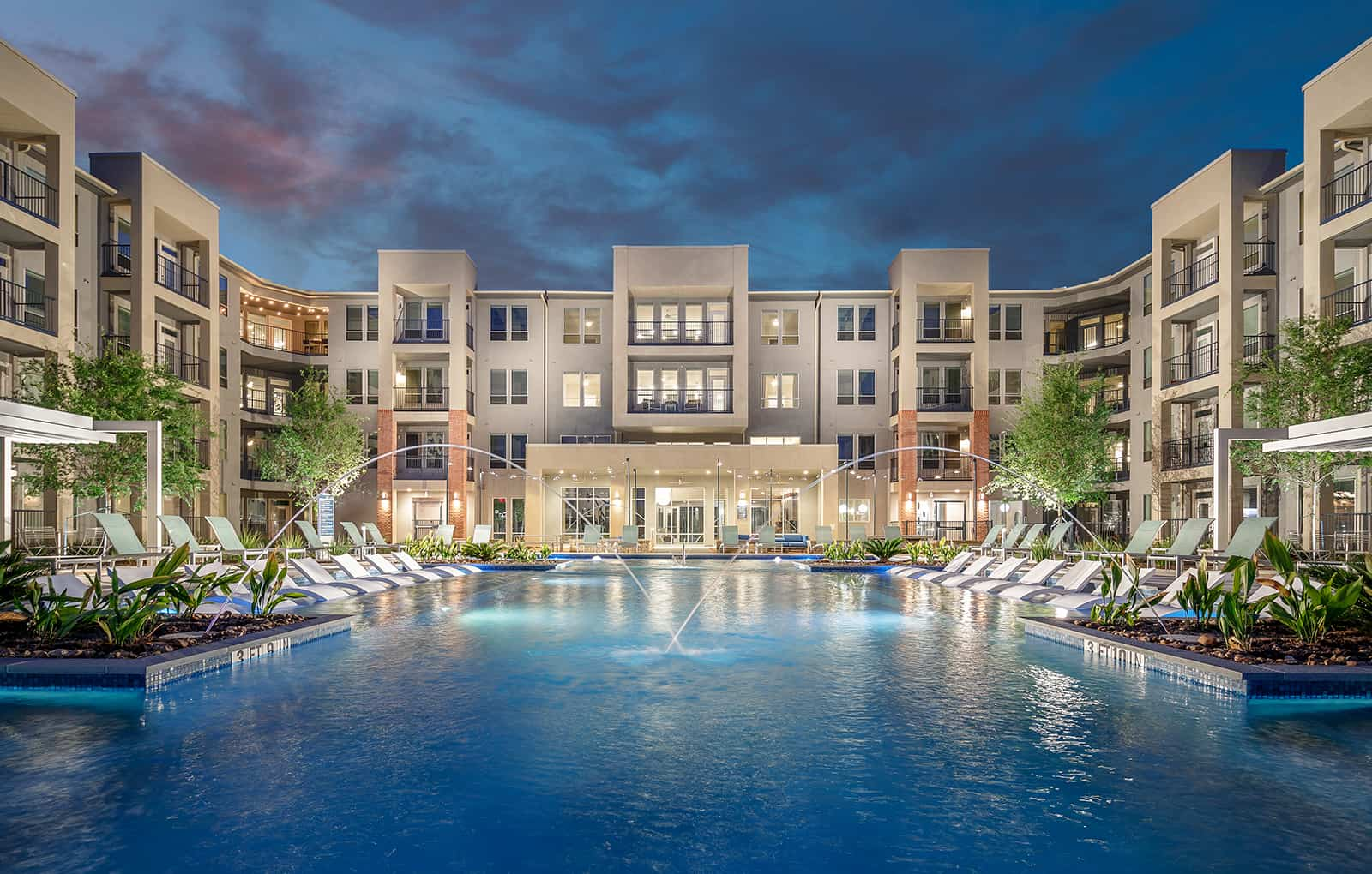 Brooks Opens Luxury Apartment Complex The Kennedy Brooks